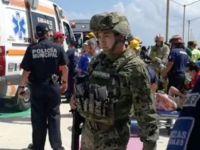 Meksika'da feribotta patlama: 25 yaralı