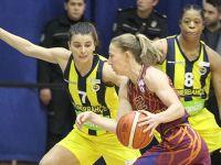 YDÜ bir sayı farkla mağlup… Fenerbahçe: 66 - Yakın Doğu Üniversitesi: 65