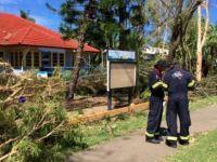 Avustralya'da Tropikal Marcus Kasırgası