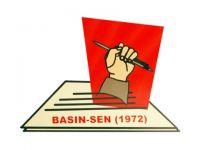 Basın-Sen seçim adaylığı dolayısıyla Soyalan'ın görevini geçici olarak dondurma kararı aldı