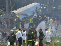 Küba'daki uçak kazasında ölü sayısı 107'ye yükseldi