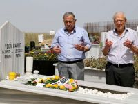 Vedia Barut mezarı başında anıldı