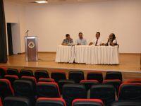 Devlet Tiyatroları Şahane Düğün oyununun provalarını KTAMS Salonu'nda yapmak için protokol imzaladı