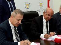 Milli Eğitim ve Kültür Bakanlığı ile KTSO arasında protokol imzalandı