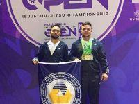 DAÜ Spor Bilimleri öğrencisi  Berk Ekensoy'dan uluslararası başarı