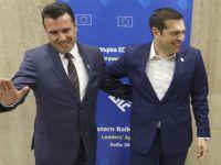 """Yunanistan ve Makedonya arasında """"isim"""" sorunu aşıldı"""