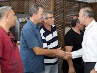 """Sertoğlu: """"Belediye'de disiplin, istikrar ve muhabbet olacak"""""""