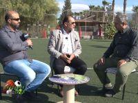 """DAÜ Akademik Spor programında """"Kıbrıs Türk Futbolunda Altyapı Çalışmaları"""" konuşuldu"""