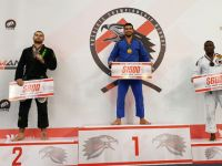 Yakın Doğu Üniversitesi Brazilian Jiu Jitsu Takımı Baş Antrenörü Dünya Şampiyonu…