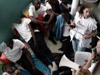 Aquarius gemisindeki 60 göçmen Fransa'ya gelecek