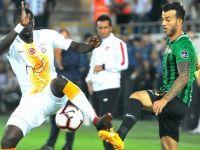Galatasaray'a 3-0'lık çelme!