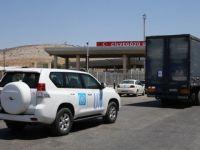 BM'den Suriyelilere 16 tır yardım
