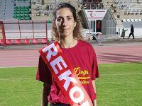YDÜ sporcusu Emine Yarkın, atletizmde kendisine ait olan KKTC rekorunu yeniledi…