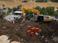 Brezilya'daki toprak kaymasında hayatını kaybedenlerin sayısı 15'e yükseldi