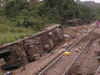 Kongo Demokratik Cumhuriyeti'nde tren raydan çıktı: 40 ölü