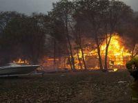 Calıfornıa'daki yangında can kaybı 42'ye yükseldi
