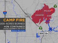 Calıfornıa'daki yangınlarda bilanço ağırlaşıyor