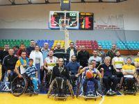 Tekerlekli Sandalye Basketbolunda zirve yarışı sürüyor