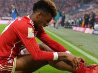 Kingsley Coman futbolu bırakabilir