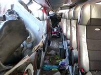 Sudan'da yolcu otobüsü devrildi: 14 ölü, 37 yaralı