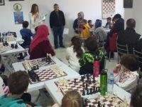 Girne temalı 2018 Girne Satranç Turnuvası'nın ikinci turu yapıldı