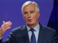 """Barnier:""""Birleşik Krallığın uzlaşılan taahhütlerden caymasına izin vermeyeceğiz"""""""