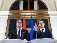 Avusturya'da sağcı koalisyon kuruluyor