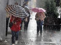 En fazla yağış hangi bölgeye düştü?
