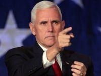 """Pence'ten Kuzey Kore'ye """"Libya"""" tehdidi"""