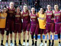 Kadınlar Basketbolda Türkiye Kupası heyecanı… YDÜ-AGÜ çeyrek finalde karşılaşıyor