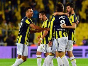 Antalyaspor 0-1 Fenerbahçe Maç Özeti